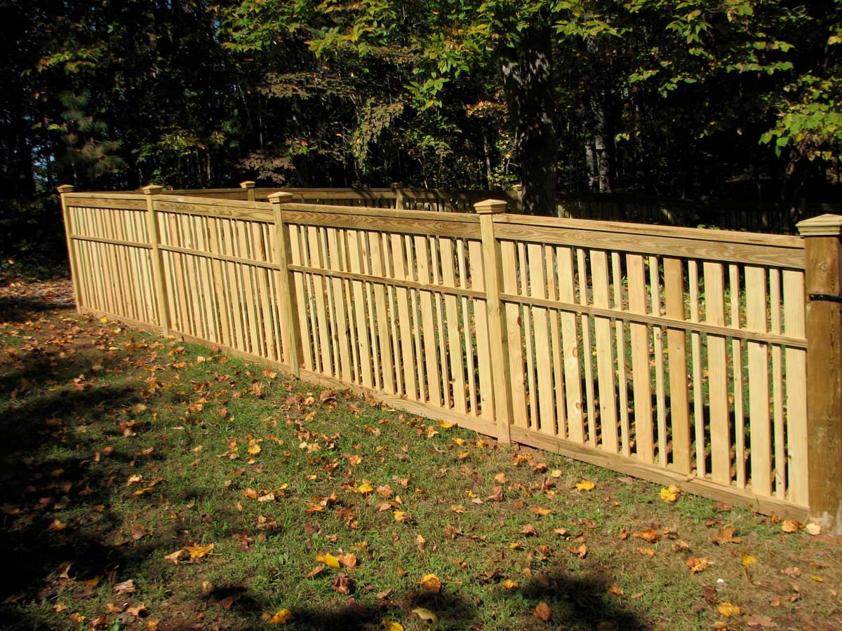 Fence Gallery Fence Me In Amp Decks Too Llc